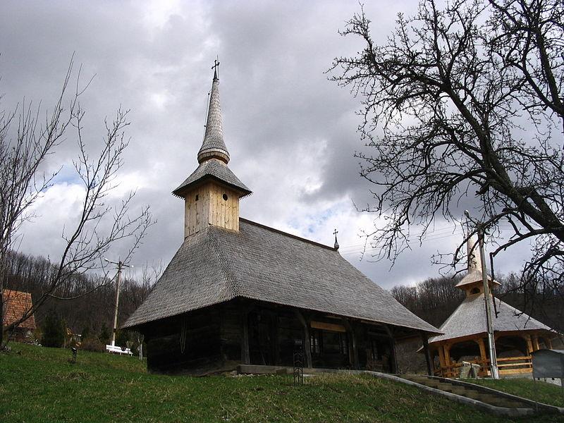 biserica din stramba