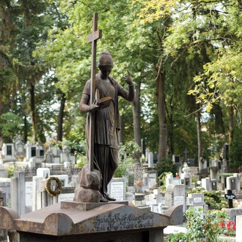 cimitirul central