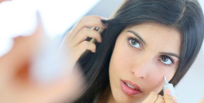 Cum să camuflezi acneea prin machiaj