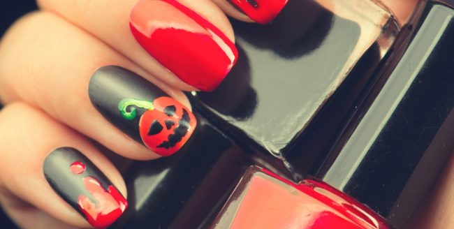 5 idei de manichiură pentru Halloween