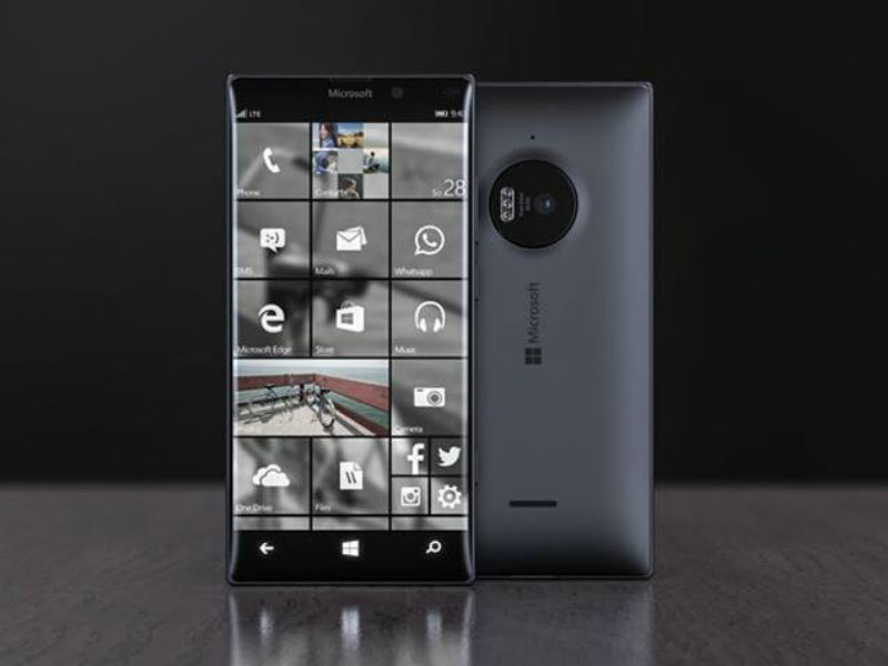 telefon lumia 950 microsoft