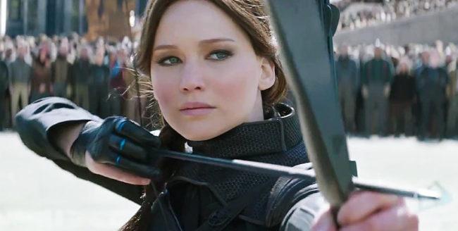 "A fost lansat trailerul ""The Hunger Games: Mockingjay Part 2"""