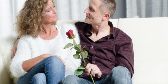 Comportamentul unui bărbat cu o femeie