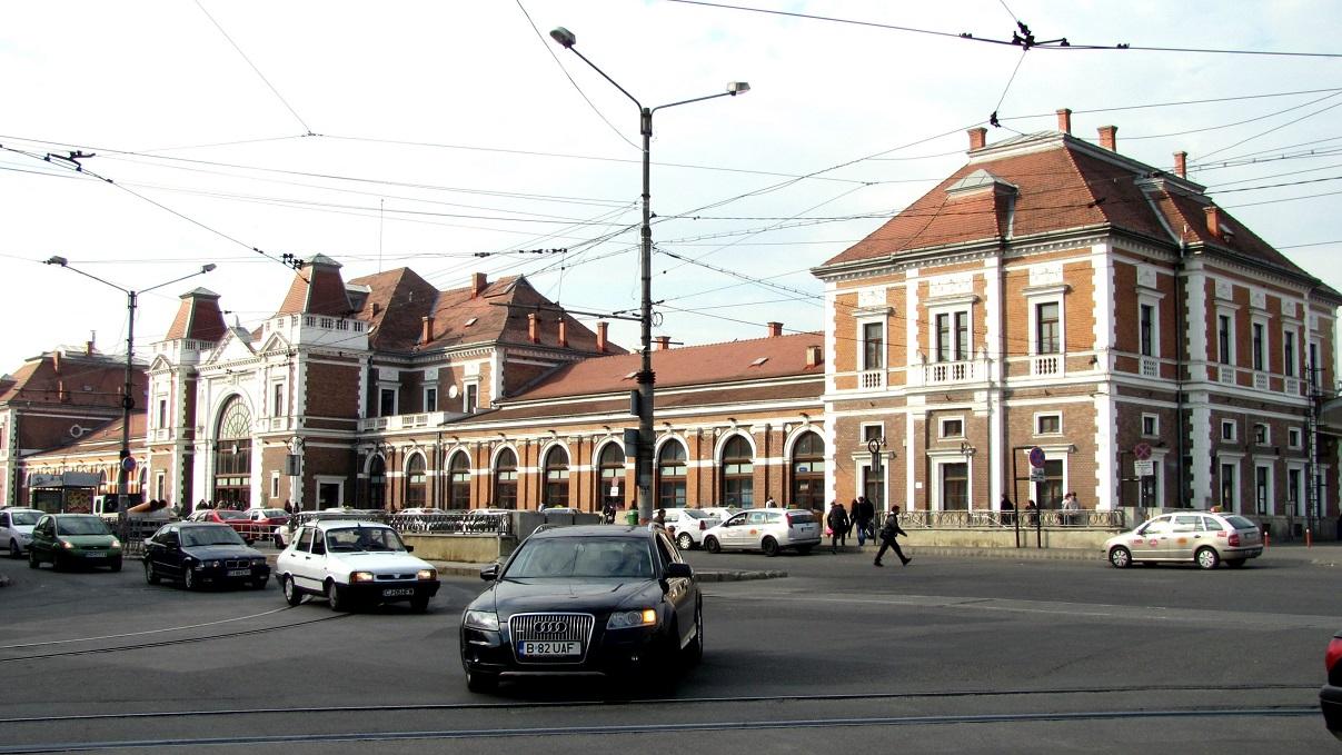 Cluj-Napoca-Piața_Gării-Gara-IMG_4623