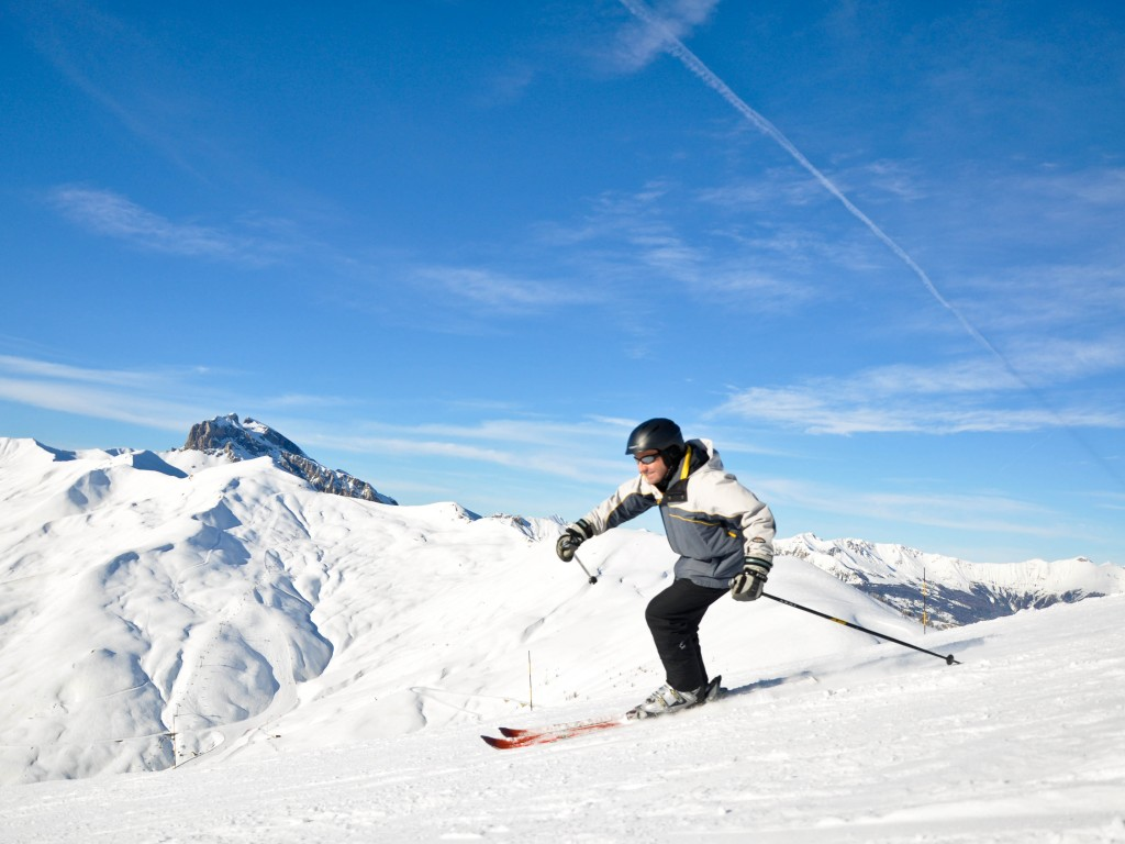 Alpes de Haute-Provence Ski Val d'Allos