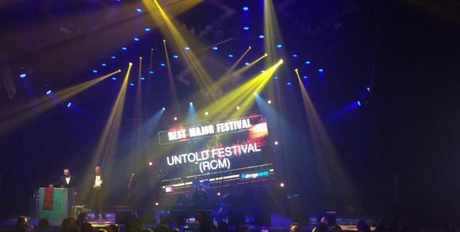 """Festivalul Untold a câștigat titlul de """"Best Major Festival"""" din Europa"""