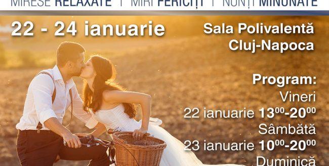Sala Polivalentă Cluj-Napoca va fi, în acest weekend, gazda târgului de nunți Transilvania Wedding Fair