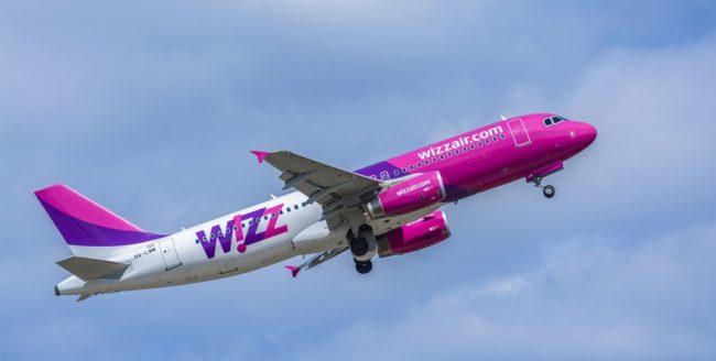 Wizz Air va introduce o cursă Cluj-Napoca – București