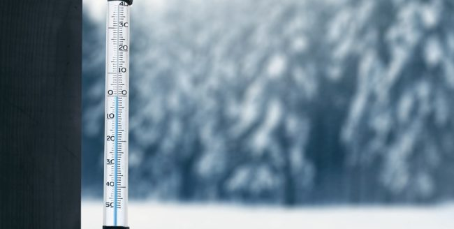 Vremea rece și ninsoarea se mențin toată săptămâna