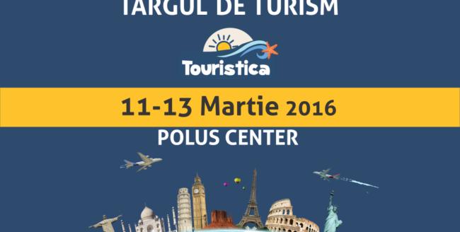Ia-ți o vacanță! Hai la Târgul de Turism din 11-13 Martie!