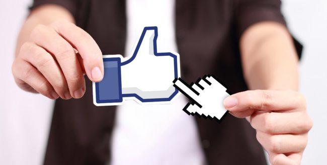 Butonul de like al Facebook s-a schimbat radical