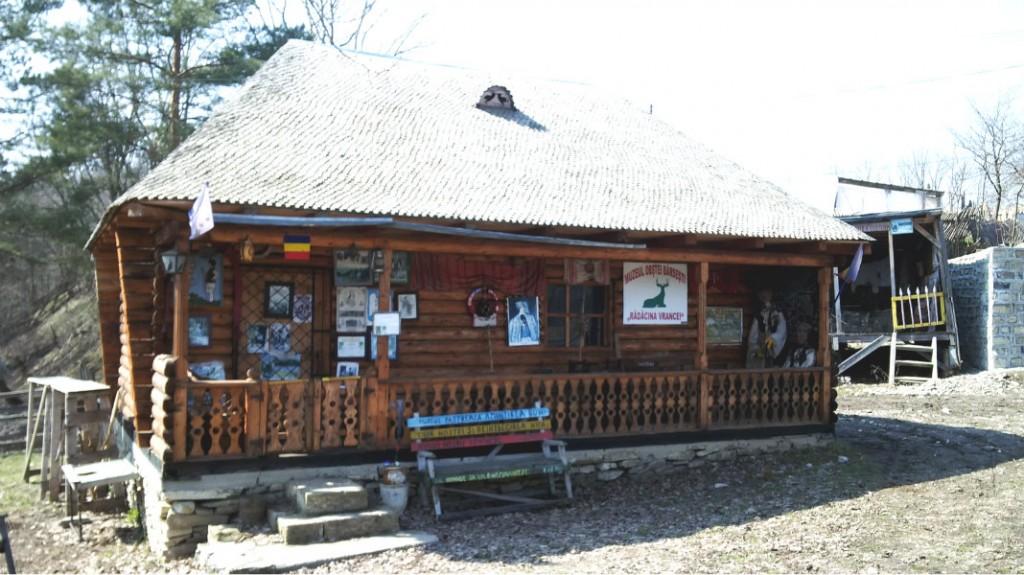 muzeul radacina vrancei
