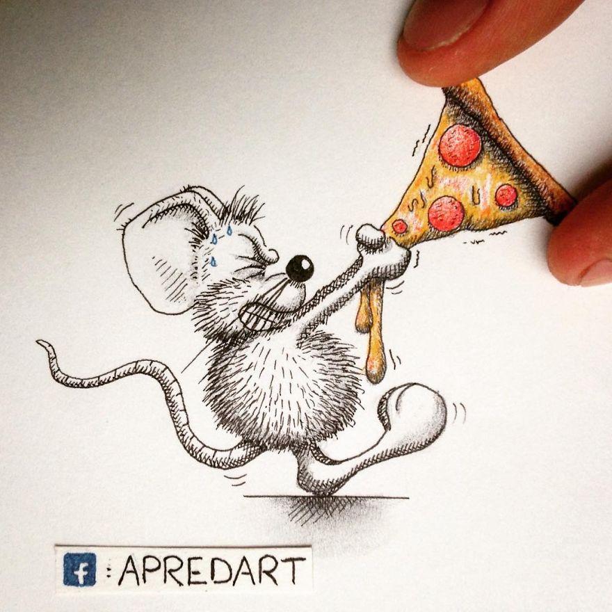 soricelul-rikiki-vrea-pizza