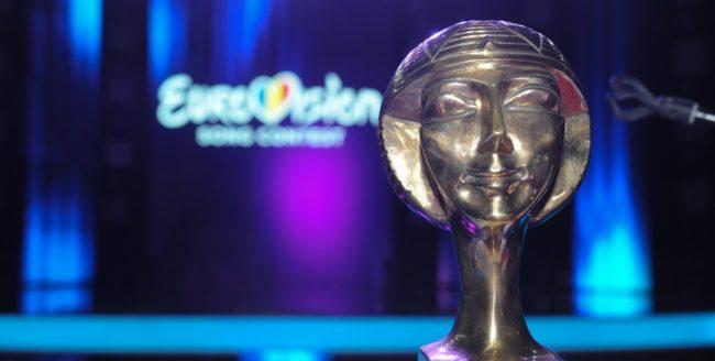 Ovidiu Anton, reprezentantul României la Eurovision