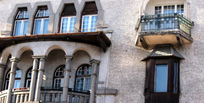Ridică-ți privirea prin Cluj: Bulevardul Eroilor