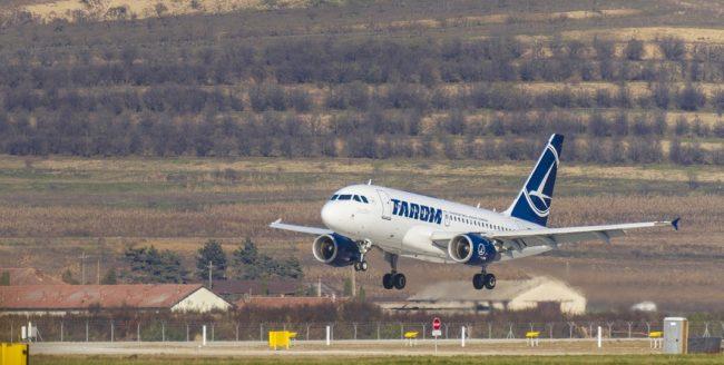 Tarom introduce, în premieră, un zbor Cluj-Napoca – Istanbul