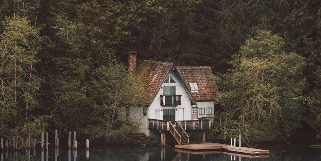 Cele mai plăcute cabane din lume