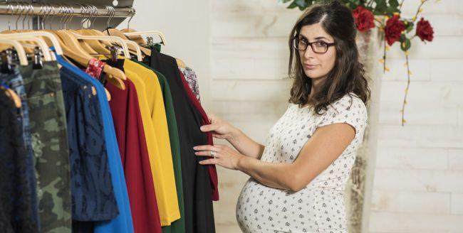 Esențiale în garderoba de sarcină