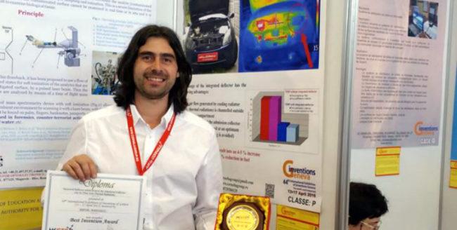 Un român, medaliat cu aur la Salonul Internațional de Invenții de la Geneva
