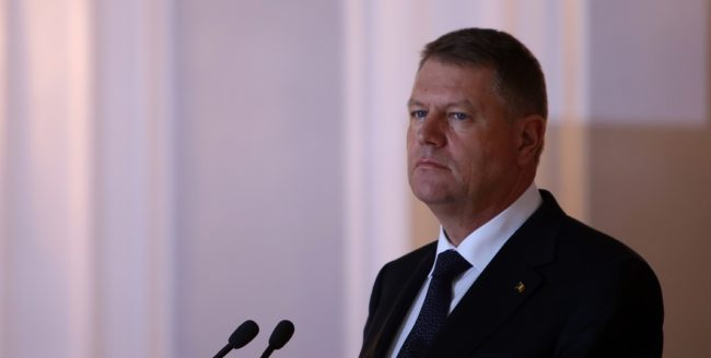 Președintele României sprijină înființarea unui Muzeu al Evreilor şi Holocaustului
