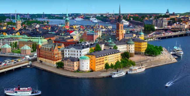 Cinci motive să vizitezi orașul Stockholm