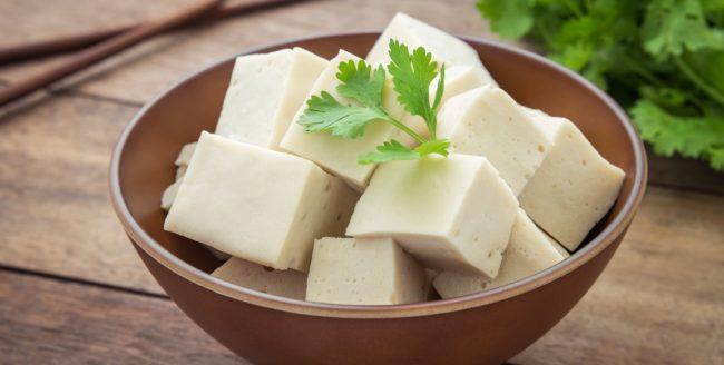 Tofu la micul dejun, o sursă de proteine inepuizabilă