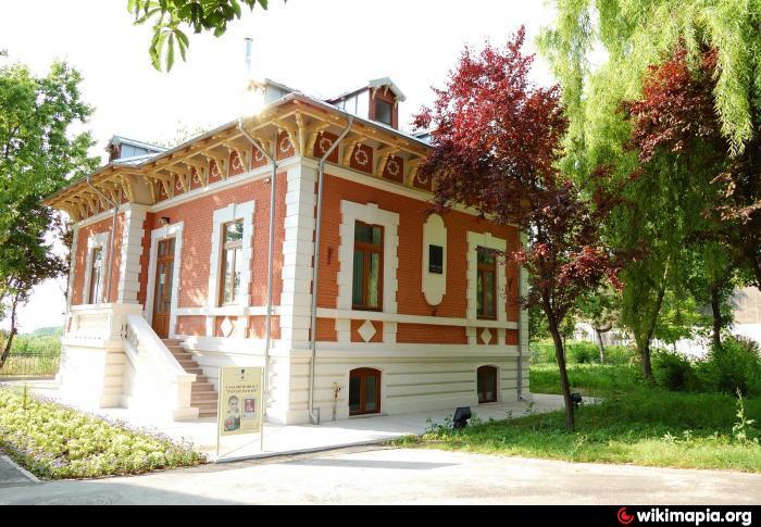 Casa-Memoriala-Panait-Istrati