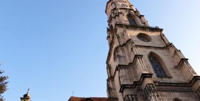 Ridică-ți privirea prin Cluj: Piața Unirii
