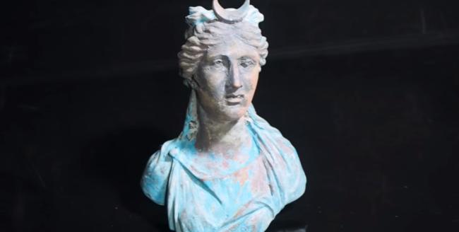 Noi vestigii romane, descoperite în Israel