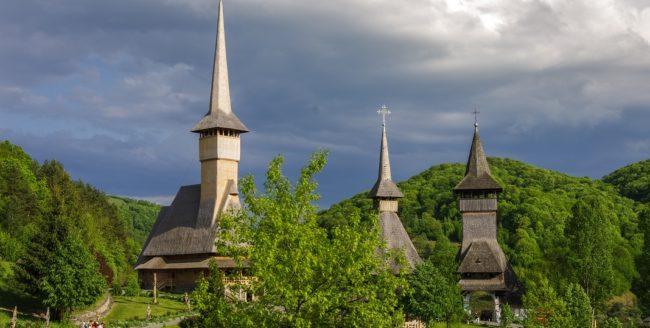 Bisericile de lemn, pe lista celor mai vizitate obiective turistice din Maramureș