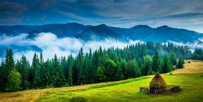 Cele mai frumoase locuri din Maramureș și Bucovina