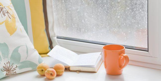 5 cărți pe care poți să le citești într-un weekend ploios