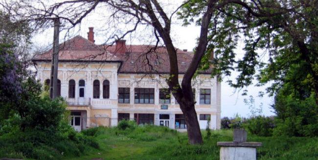 Castelul Kemeny din Jucu de Sus
