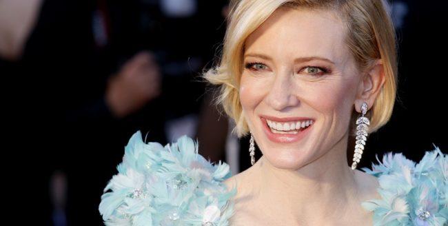 Cate Blanchett a devenit ambasadoarea bunăvoinței pentru UNHCR