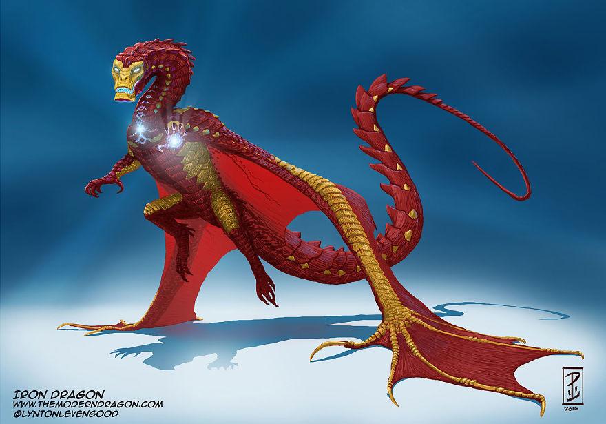 dragon ironman