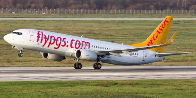"Pegasus Airlines aduce ruta Cluj-Istanbul pe Aeroportul Internațional ""Avram Iancu"""
