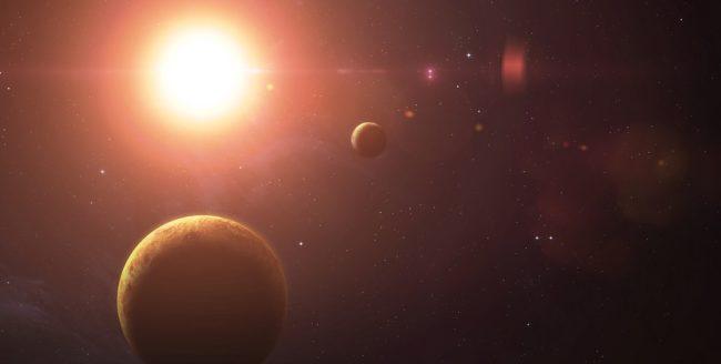 Mercur se va alinia cu Soarele și Pământul