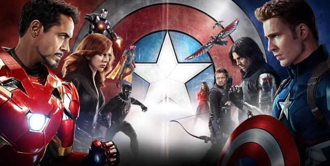 [Review] Captain America: Civil War