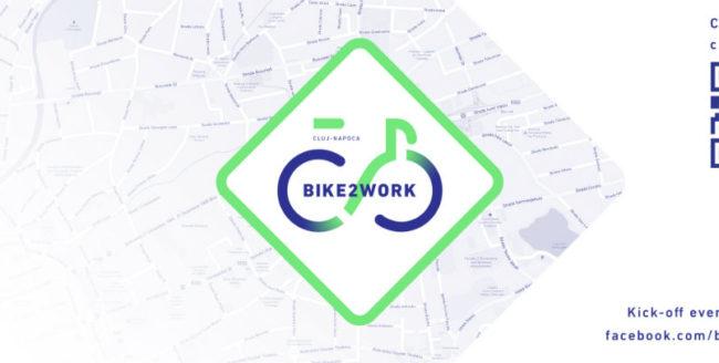 Campanie pentru transportul cu bicicleta spre serviciu la Cluj