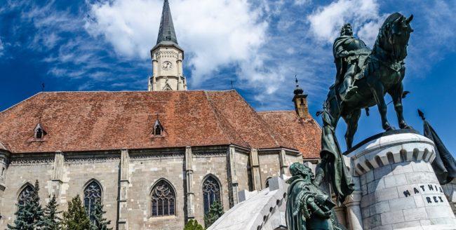 Clujul și legendele sale: Legende din spatele unor statui clujene