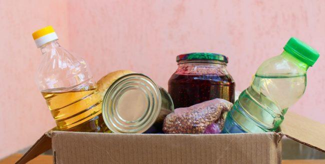 3.500 de pachete cu alimente, redistribuite de Primăria Cluj-Napoca