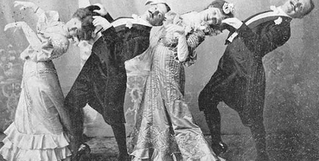 Fotografii amuzante din Epoca Victoriană