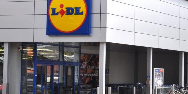 Lanțul de supermarketuri Lidl, în continuă expansiune în România