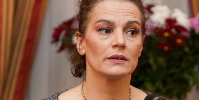 Vocea actriței  Maia Morgenstern, în spoturile campaniei Jocurilor Olimpice de la Rio 2016