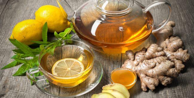 Ceaiul de ghimbir, metoda perfectă de hidratare pentru întreaga zi