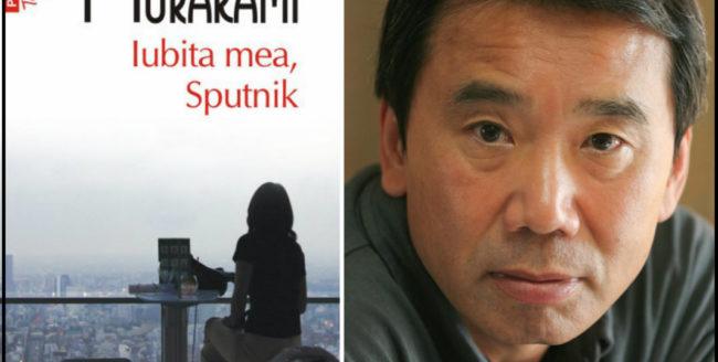 [Review] Iubita mea, Sputnik – Haruki Murakami
