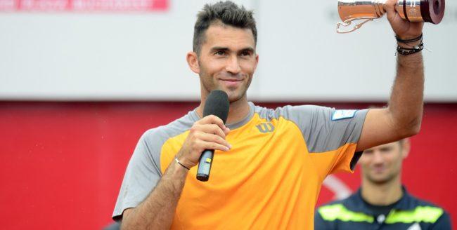 Horia Tecău, premiat înaintea meciului de Cupa Davis de la Cluj