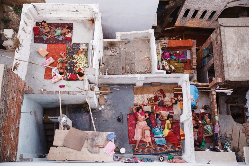 Rooftop Dreams, Varanasi