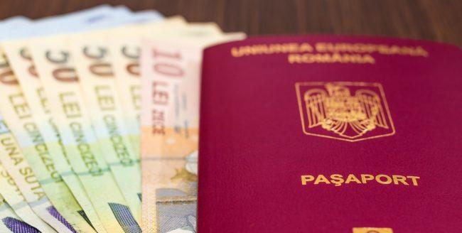 Plata taxelor pentru eliberarea permiselor de conducere și a pașapoartelor a fost simplificată