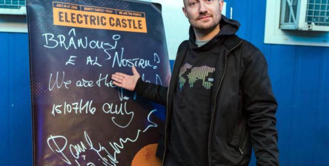"""Aproape 8.000 de festivalieri au donat pentru """"Cumințenia Pământului"""" la Electric Castle"""